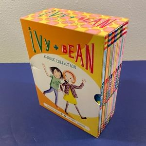 The Ivy and Bean Collection Box Set Books 1-8